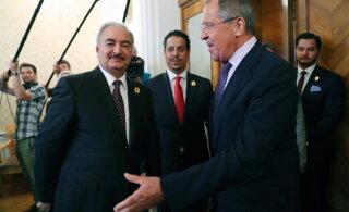 Vene palgasõdurid Süürias, Liibüas ja Venezuelas