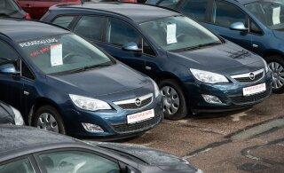 Maanteeamet: millistest riikidest pärit kasutatud auto puhul tuleks eriti ettevaatlik olla?