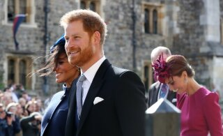 Принц Гарри и Меган Маркл решили судиться с британским таблоидом