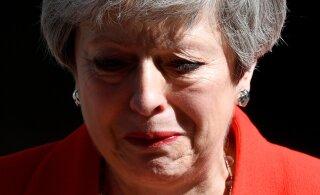 """Как """"Брекзит"""" вознес и отправил в отставку Терезу Мэй"""