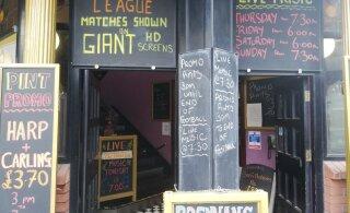 Belfasti päevik: vutisärk olgu jope all peidus!