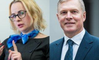 GRAAFIK | Kuluhüvitisteks mõeldud summa kasutasid täielikult ära kaks riigikogu liiget