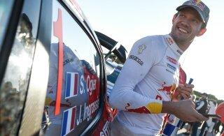 Autosport: Ogier ja Evans liituvad nädala jooksul Toyotaga, Latvala ja Meeke jäävad töötuks