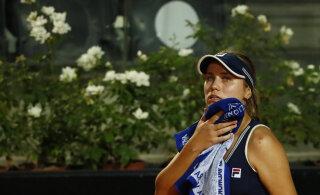 Australian Openi valitsev tšempion kaotas Roomas 0:6, 0:6!