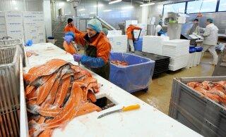 Vene veterinaarametnikud teevad taas kontrollreide Eesti kalatööstustesse