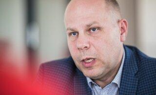 Minister Siem viitab, et Huaweil pole Eesti 5G võrkudesse kohe kindlasti asja