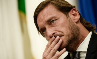 Ajastu lõpp: Francesco Totti lahkus pärast 30 aastat AS Roma juurest