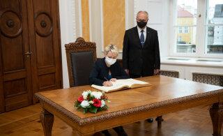 Пыллуаас: Эстония всегда смотрела на Швейцарию как на оплот демократии