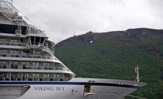 На судне Viking Sky завершились спасательные работы, судно своим ходом идет в порт