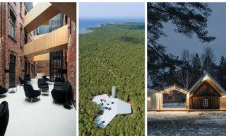 ФОТО | В Тарту вручили архитектурные премии 2019 года. Смотрите, кому присудили победу читатели Delfi!