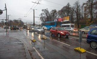 Вниманию водителей: с четверга привычное движение в Хааберсти может быть нарушено