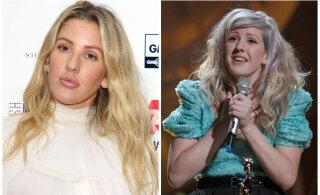KLÕPS | Botox, operatsioonid või kaalukaotus: mis on juhtunud Ellie Gouldingu näoga?