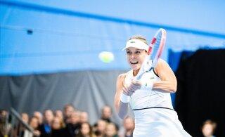 Анетт Контавейт уверенно начала крупный турнир в Эмиратах