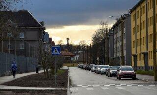 Улица Спорди в Кристийне вновь открыта для движения после ремонта