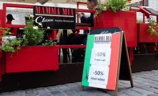 FOTOD | Tallinna vanalinn meelitab poole odavamate hindadega, kuid Eesti inimest sellega ei veena