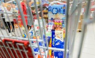 Prisma alustas Lidli ootuses odavaima ostukorvi nimel hinnasõda