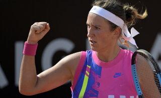 ВИДЕО: Благородный поступок Азаренко на теннисном турнире в Риме