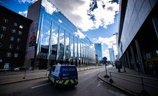 Торговому центру Viru угрожали взрывом