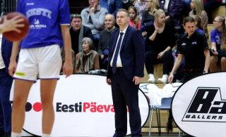Eesti korvpallinaiskond sai uue peatreeneri