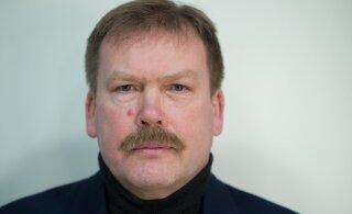 Lahkus endine kaitseväe juhataja Johannes Kert