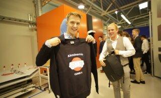 ФОТО | По уникальной методике: в Эстонии начала работу Академия Cleveron