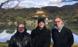 Mölder, Steiner ja Kask avavad Maailma Muusika Päevad Hobujaama kontsertristmikul