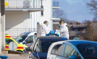 В доме престарелых на Сааремаа коронавирус обнаружен еще у 22 жильцов и трех работников