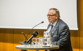 INTERVJUU   Keskerakonna juhatuse liige Aadu Must: Tartus koalitsioon Reformierakonnaga toimib, kuigi mõned teemad on riiulile pandud