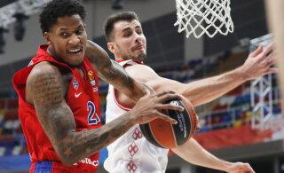 VIDEO | Euroliiga klassika: CSKA alistas liidrite duellis Fenerbahce