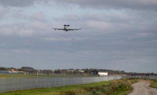 PILTUUDIS | NATO lennukid lendasid Tallinna kohal