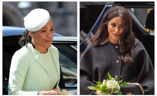 Meghan on sünnitamas? Hertsoginna ema tõttas kiiruga Inglismaale