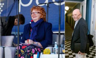 Gräzin ja Toom ALDE-sse kuuluvuse osas erimeelsustel. Gräzin: väljaviskamises poleks mitte midagi halba