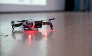 В Риге тестируются новые устройства контроля за дронами; штраф нарушителям — до 3000 евро