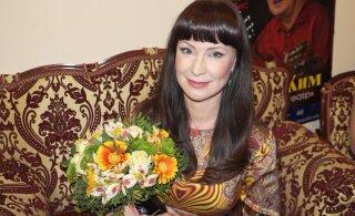 ФОТО. Нонна Гришаева показала свою стройную фигуру