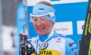 РЕКОРД! Кивиылиская лыжница выиграла 5 марафонов за месяц