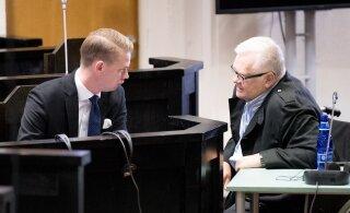 Сависаару не компенсируют 229 000 евро расходов на адвокатов