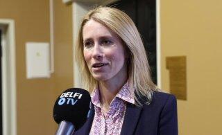 DELFI VIDEO | Kaja Kallas: reitingud näitavad, et valimised võidab kas Reformierakond või Keskerakond