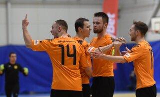 СЕГОДНЯ: Плей-офф чемпионата Эстонии начинается в Нарве