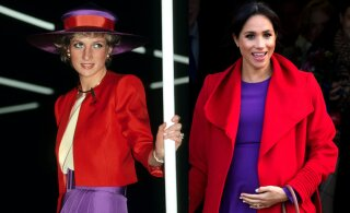 Diana on rääkinud: varalahkunud printsessi hing ennustas Meghani ja Harry lapse sugu!