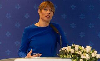 Кальюлайд в Москве: мое присутствие здесь — четкий знак того, что Эстония готова к взаимодействию и диалогу