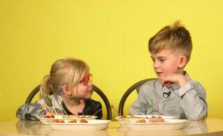 Lapsed testivad | Just neid viinereid lapsed ostaksid!