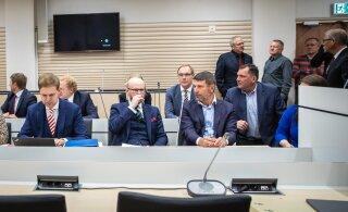 """Hooaja viimastel Tallinna Sadama istungitel arutleti riigiprokuröri pereküsimuste ja """"mürgipuu vilja"""" teooria üle"""