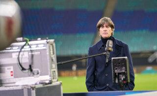 Saksamaa jalgpalliliit halastas Joachim Löwile