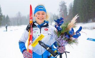 Эстонка Дейзи Кудре стала чемпионкой мира в лыжном ориентировании