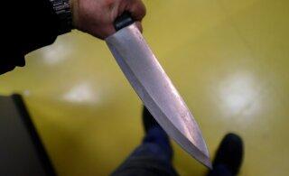 В храме в центре Москвы мужчина с ножом напал на прихожан. Есть раненые