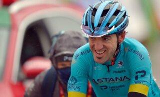 Mihkel Räim ja Martin Laas jäid Vueltal esisajast kaugele