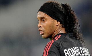 Argentina jalgpallur meenutas kohtumist Ronaldinhoga: ta palus, et ma ei lööks teda enam