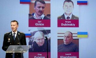 В крушении MH17 на Донбассе виноваты трое россиян и один украинец. Названы имена четырех подозреваемых