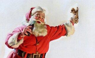 Põnevad faktid Coca-Cola jõulureklaamide kohta
