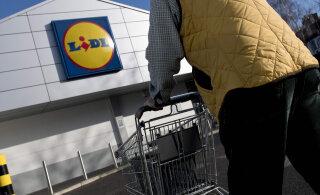 Война началась! Lidl еще до своего прихода вынуждает эстонские сети снижать цены